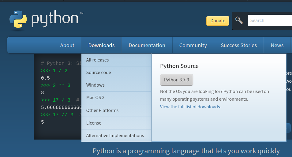 How to Install Python 3 7 3 on Windows 7/8/10 » TubeMint