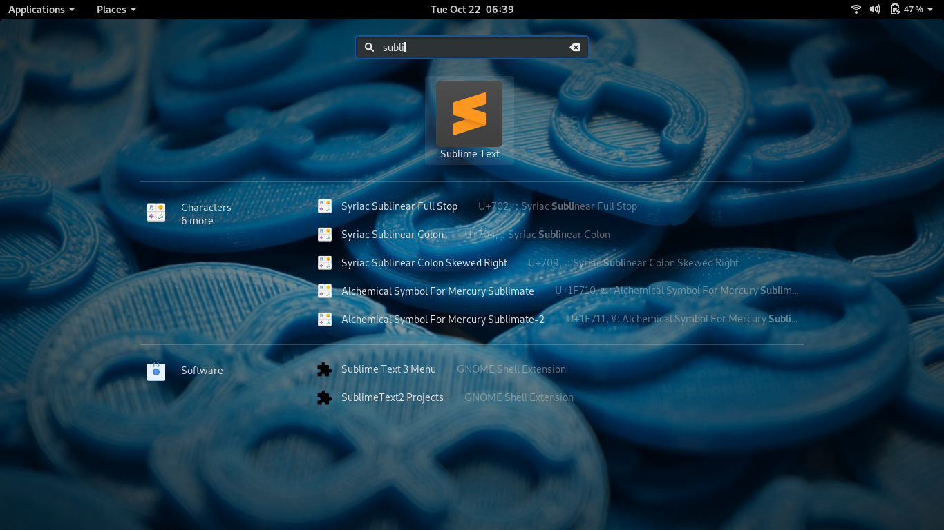 install sublime on fedora 30