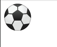 SOCCER BALL in css