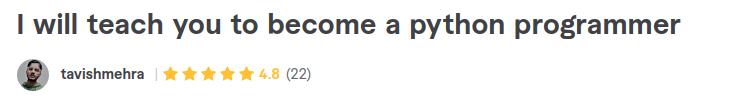 python tutor online