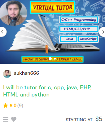 virtual php tutor